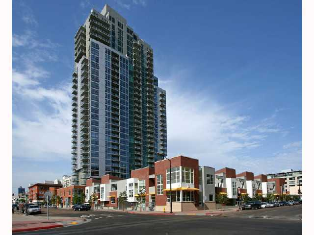 The Mark - a downtown San Diego condo development