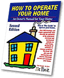book cover how to operate your home
