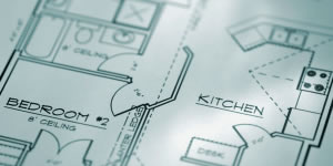 plans reviewed during a new home inspection