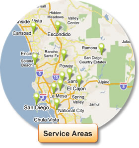 buyer home inspection service areas